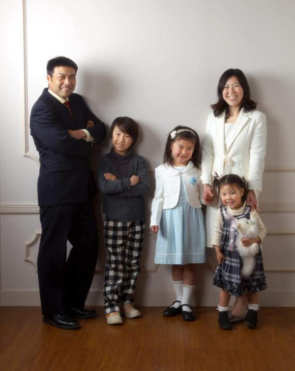家族写真のサムネイル